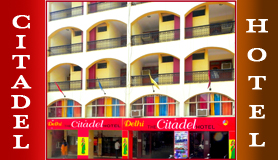 The Citadel Hotel - Accommodation in Vasco, Goa